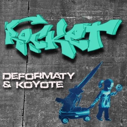Koyote & Deformaty - Rocket (Original Mix) [FREE]