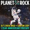 Planet Rock - 1 Year Anniversary Mixtape