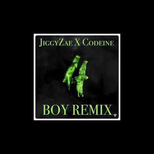 "Codeine X JiggyZae ""BOY"" Remix"