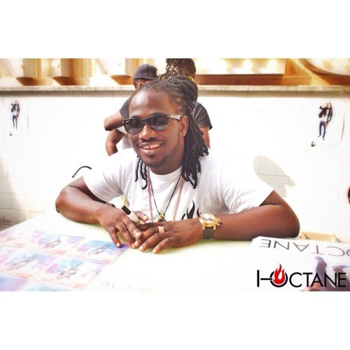 I - OCTANE - WE FOUND LOVE
