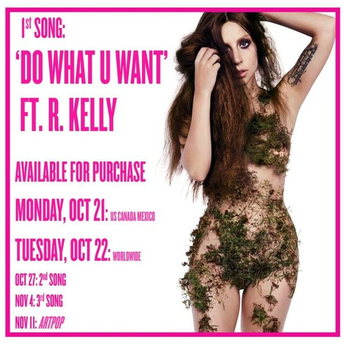 Do What U Want [feat. R. KELLY](Extended Remastered Version)