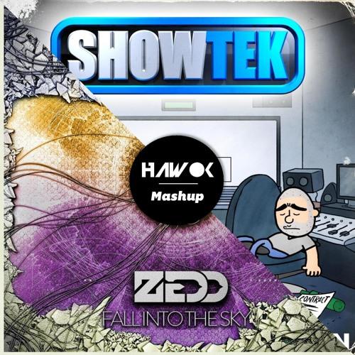 Fall Into The Sky Vs Slow Down - Zedd vs Showtek(Hawok Mashup)