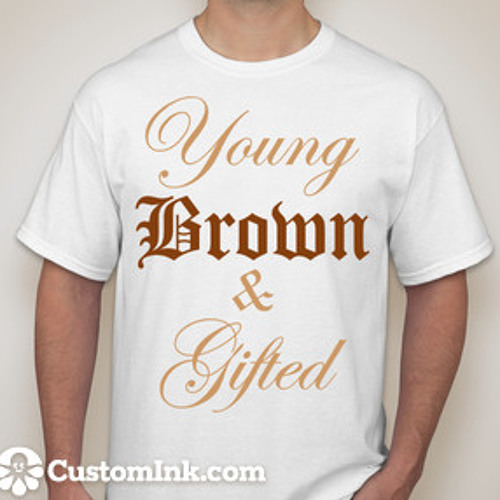 YBG Young Brown & Gifted Official
