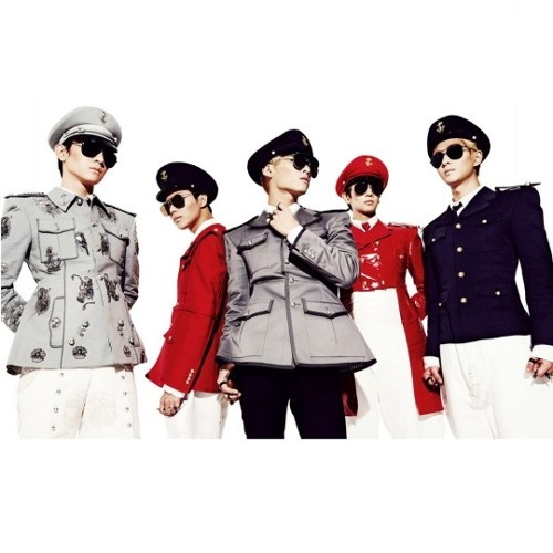 SHINee - EVERYBODY (i5cream Remix)(SHORT)