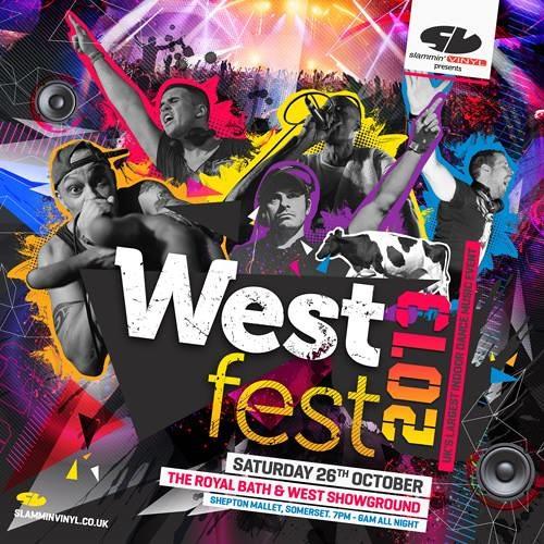 Westfest 2013 Promo Mix 2 - Tuneboy