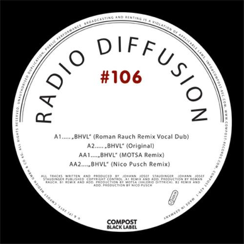 Radio Diffusion - BHVL (Original)