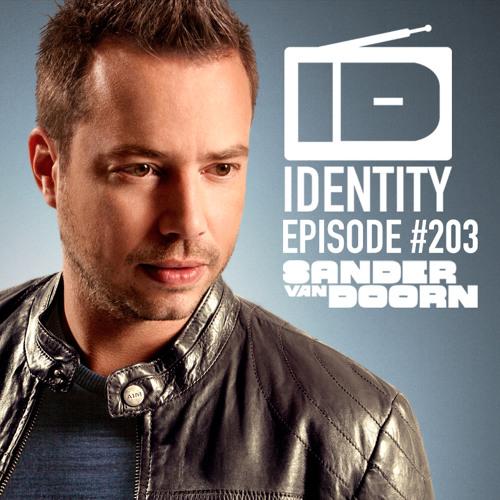 Sander van Doorn - Identity #203