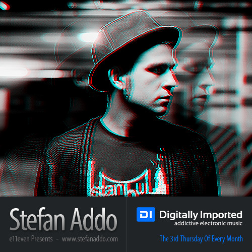 Stefan Addo | e11even Presents Vol.10 [October 2013] On Digitally Imported Radio