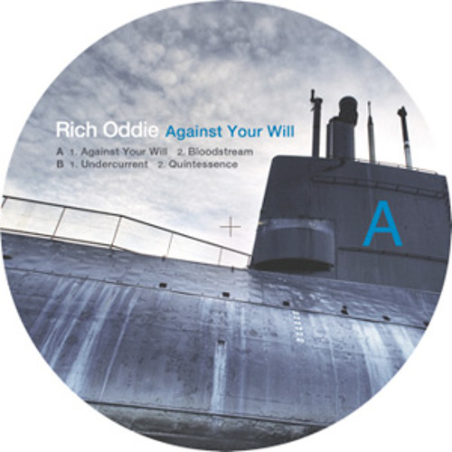 rich oddie (orphx) - against your will (album preview)
