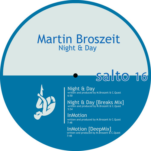 InMotion (Deep Mix) / Night & Day e.p. from 2011