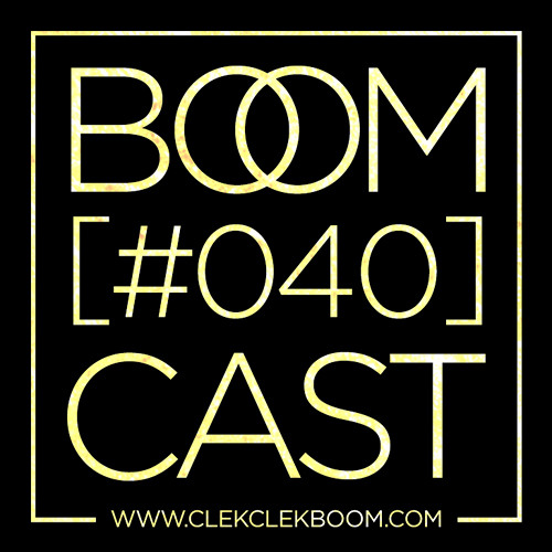 THE BOOMCAST #40 • NSDOS (Live) / Laurent Garnier