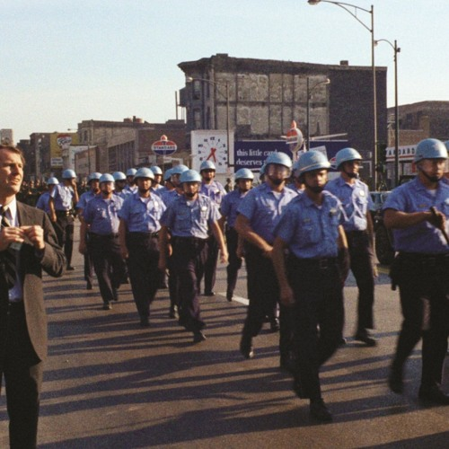 Academy Award winning cinematographer's new film documents social unrest in America