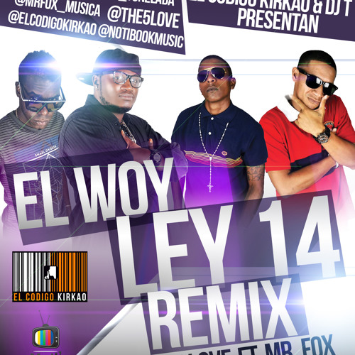 El Woy Ley 14 (Remix)Ft. Mr. Fox