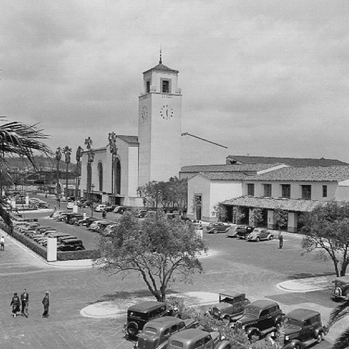 Author Stephen Gee On The Architect Behind LA's Union Station