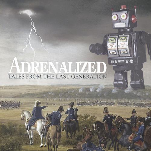 Adrenalized - Tarkin Doctrine