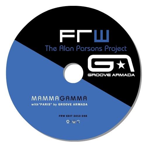 Alan Parsons & Groove Armada - mammagamma (FRW Lounge Master edit 2010)