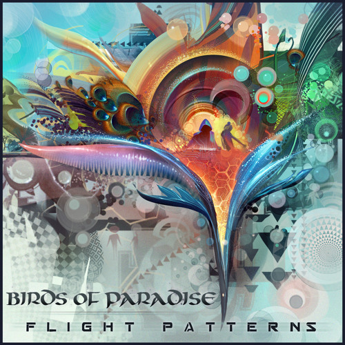 Birds of Paradise-Flight Patterns (Available Now!)