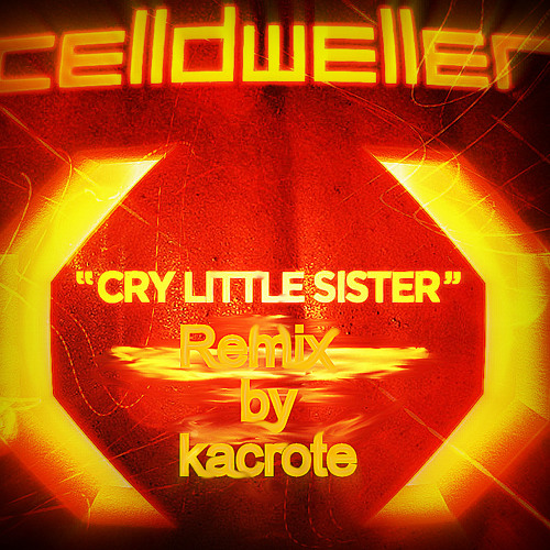 Celldweller - Cry Little Sister - (unfinished remix )