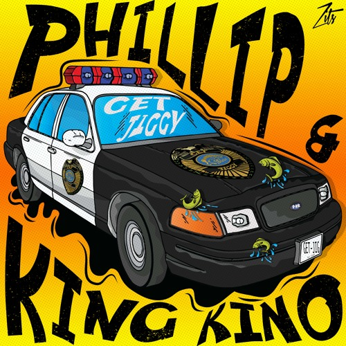 Phil Napoli Ft. King Kino - Get Jiggy (Original Mix)