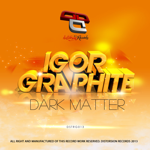 [DSTRG013]Igor GRAPHITE – Days Turn Into Nights