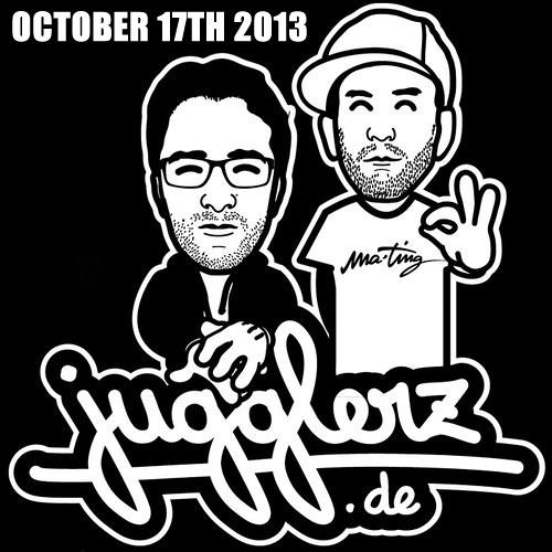Jugglerz Dancehall Radio [October 17th 2013]