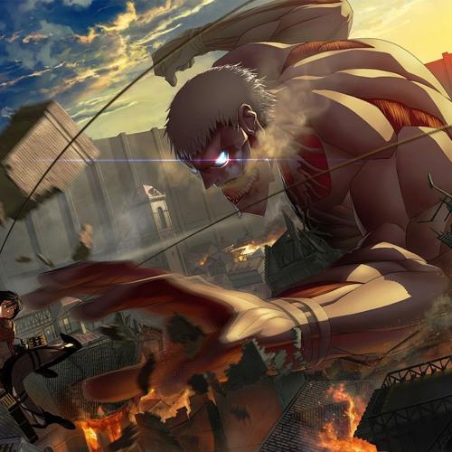 Shingeki No Kyojin OST 1 Attack On Titan (Armored Titan