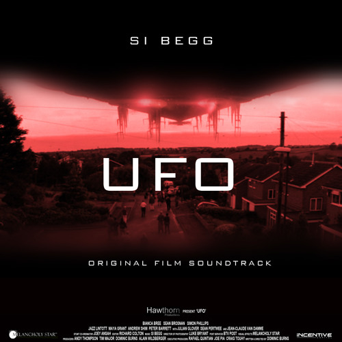 Si Begg : UFO OST - Fight To The Death