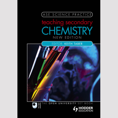 Book Launch: Teaching Secondary Chemistry 2nd edition by Keith Taber