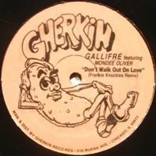 Gallifre Feat. Mondee Oliver - Dont Walk out On Love (fatneck extended edit) 320 D/L