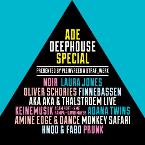 NOIR @ ADE Deephouse Special 17.10.2013