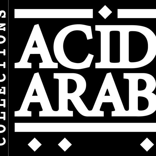 """Acid Arab Collections Album"" TEASER"