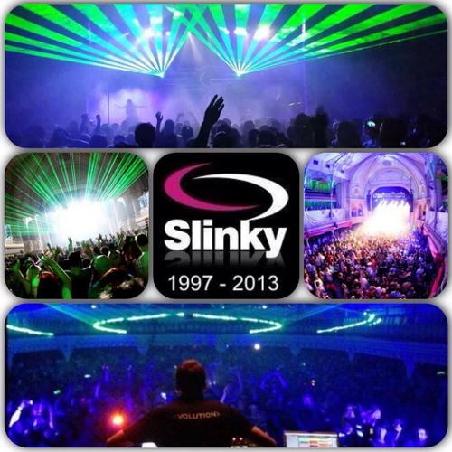 Vic Light Live @ Slinky Classics - The Send Off, O2 Acadamy, Bournemouth, UK. (05  -  13)