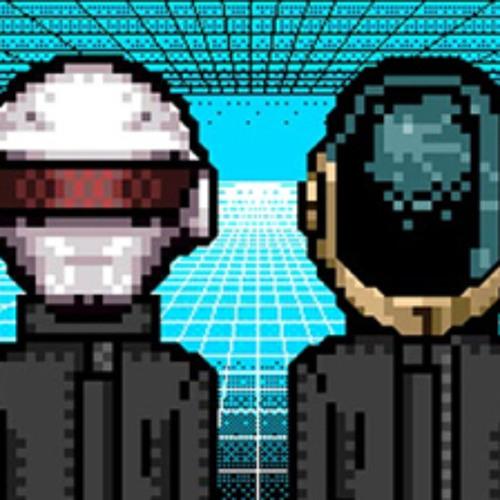 Daft Punk - Get Lucky (Version 8Bit)