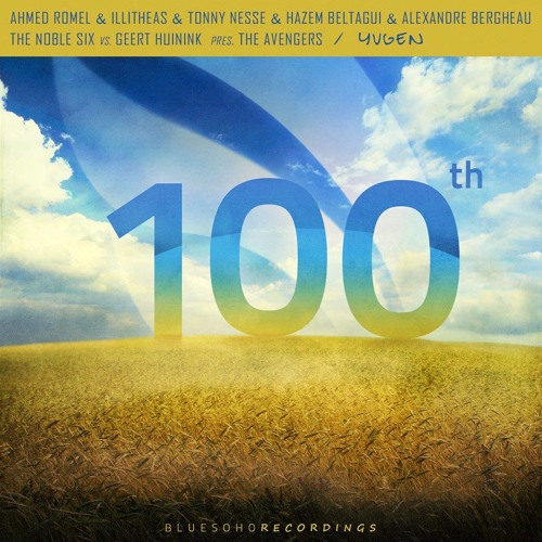 The Avengers - Yugen (Original Mix) [Blue Soho Recordings 100th Release]