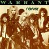 Heaven (Warrant cover)