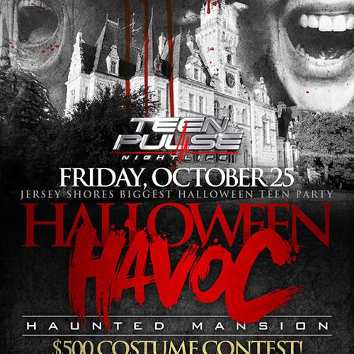 B98.5 RADIO AD - Halloween Havoc @ Mansion 10.13.13