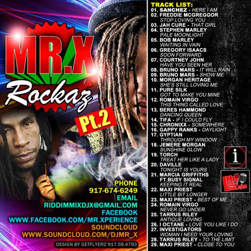 @DJMr_X Rockers Mix 2