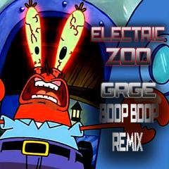 Spongebob Squarepants - Electric Zoo (GRGE Boop-Boop Remix)