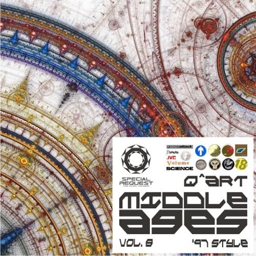 DJ Q^ART - Middle Ages ('97 Style) Vol. 8