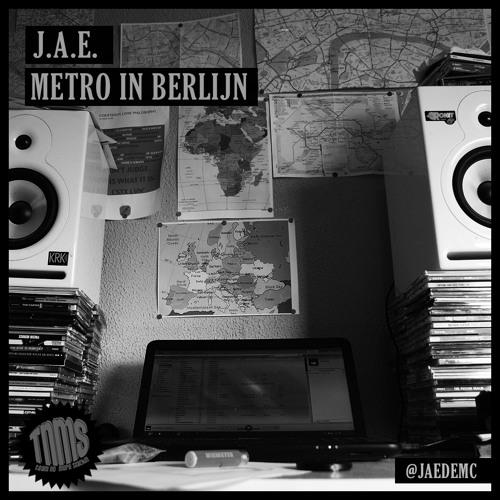 J.A.E. - Metro In Berlijn (Prod. By Johnnie Baco)