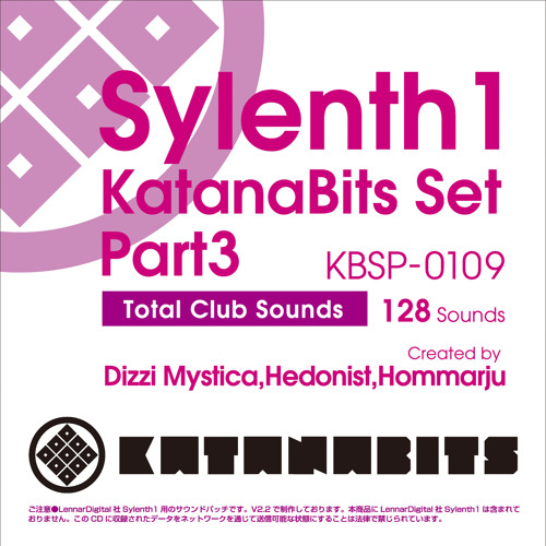 SoundDemo Sylenth1 KatanaBits Set Part3