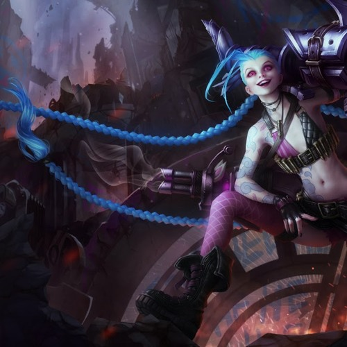 Jinx theme's Music - League Of Legend