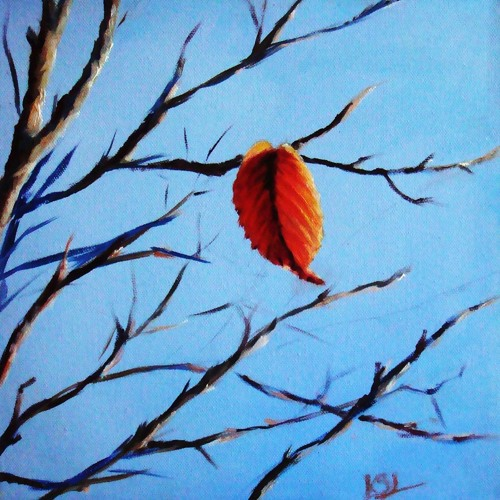 The Last Leaf - Rock Flexible and Jaime J Ross