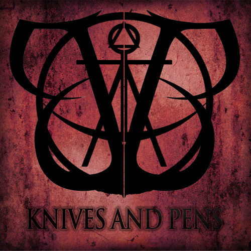 Veil Brides Knives And Pens 23