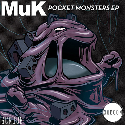 MuK - Ditto [Pocket Monsters E.P] [OUT NOW - Sub Concentrate Rec]