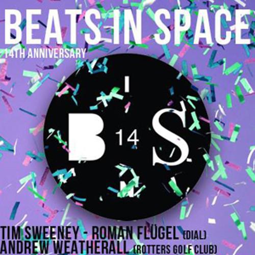 Beats In Space Party - Roman Flügel's Live Mix @ La Machine (Paris)