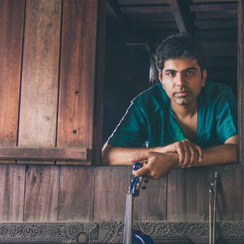 Karthick Iyer's At the Theatres - IndoSoul/Contemporary Carnatic pop