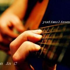 Instrumental Guitar (Fingerstyle) Canon in C - Yudi Muliawan