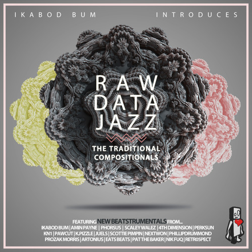 Nextwon - Soulsplinter - RAW DATA JAZZ- The Traditional Compositionals
