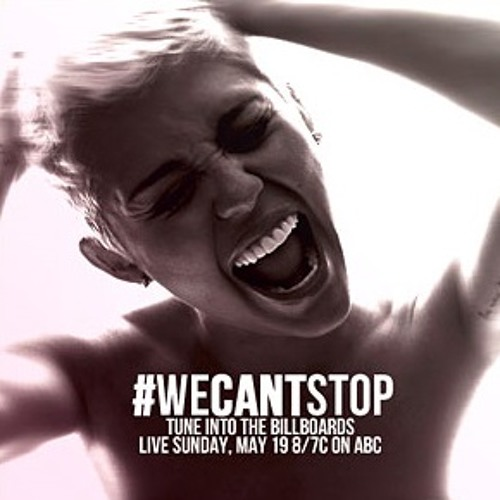 Miley Cyrus & The Roots - We Can't Stop(A Cappella)-2013
